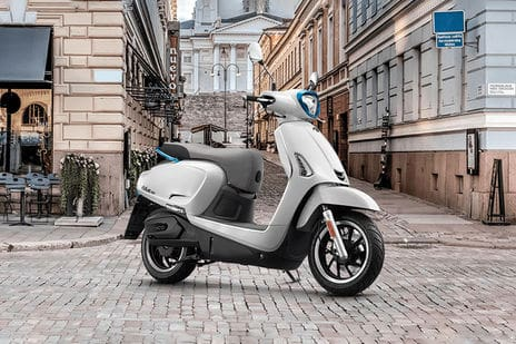 22kymco Like Ev (HT Auto photo)