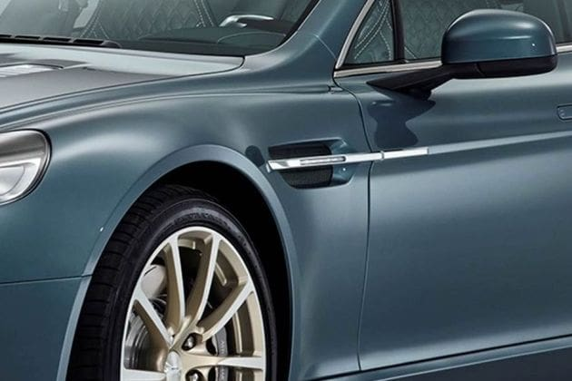 Aston Martin Rapide (HT Auto photo)