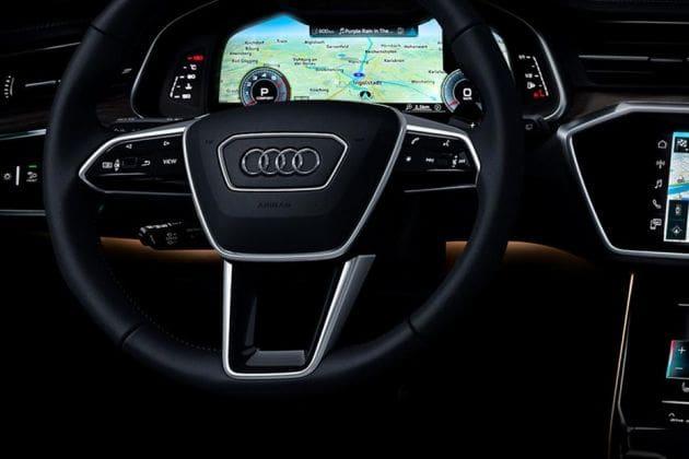 Audi A6 (HT Auto photo)