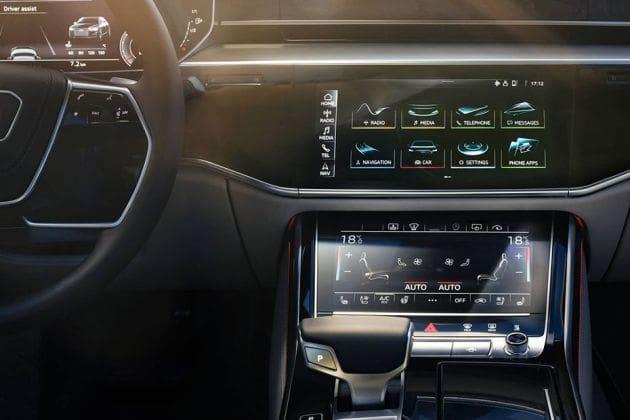 Audi A8 (HT Auto photo)