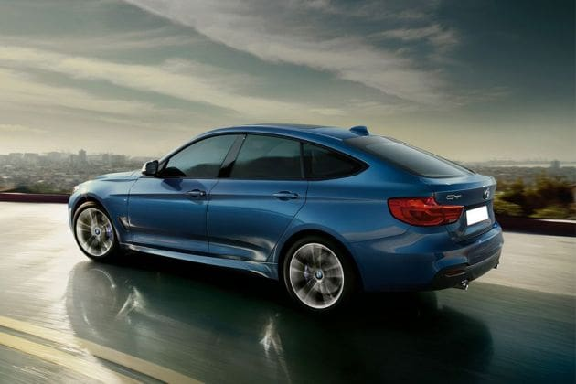 Bmw 3 Series Gt (HT Auto photo)