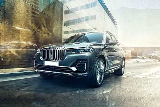 Bmw X7 (HT Auto photo)