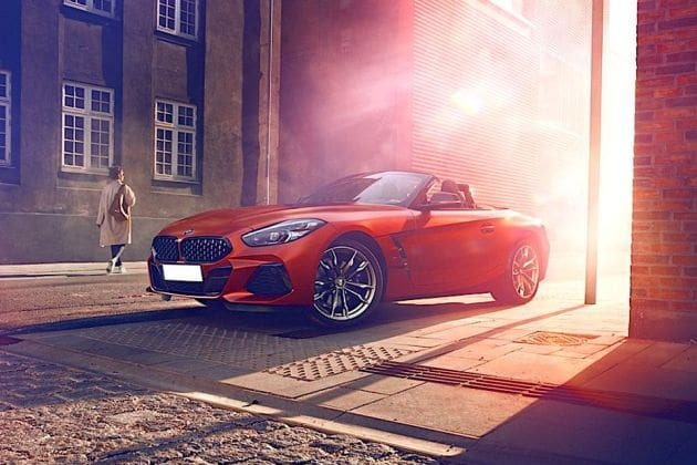 Bmw Z4 (HT Auto photo)