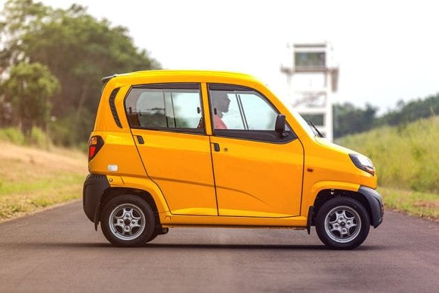 Bajaj Qute (re60) (HT Auto photo)