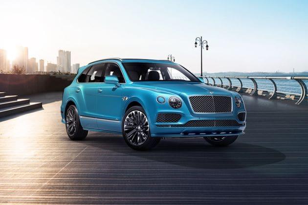 Bentley Bentayga (HT Auto photo)
