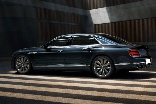 Bentley Flying Spur (HT Auto photo)