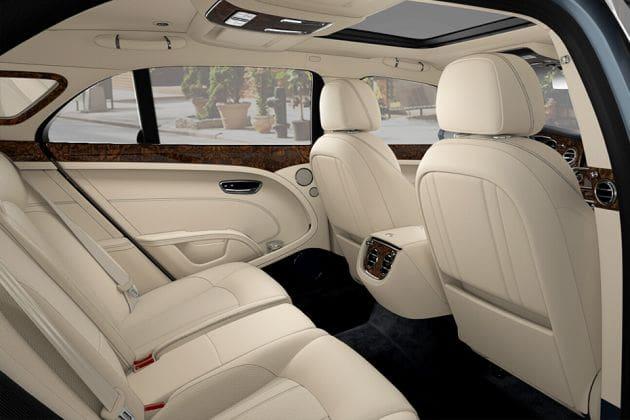 Bentley Mulsanne (HT Auto photo)