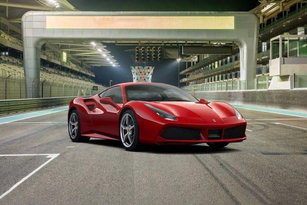 Ferrari 488 (HT Auto photo)