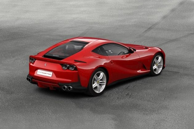 Ferrari 812 Superfast (HT Auto photo)