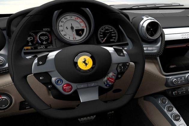 Ferrari Gtc4lusso (HT Auto photo)