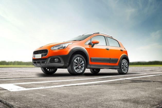 Fiat Avventura Urban Cross (HT Auto photo)
