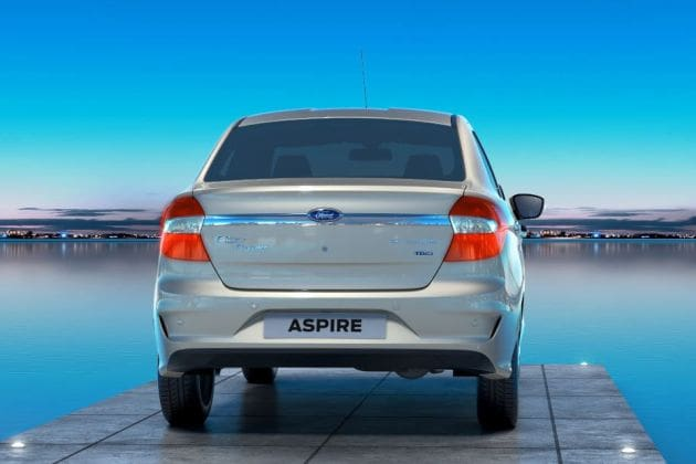 Ford Aspire (HT Auto photo)