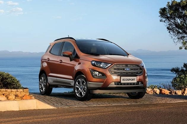 Ford Ecosport (HT Auto photo)