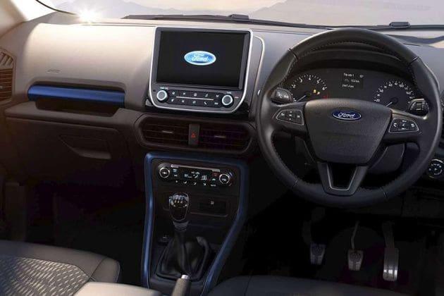 Ford Ecosport (HT Auto photo)