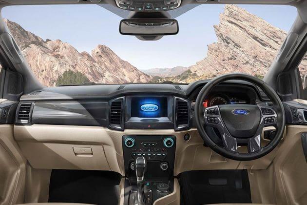 Ford Endeavour (HT Auto photo)
