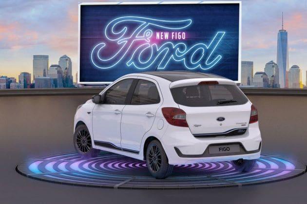 Ford Figo (HT Auto photo)