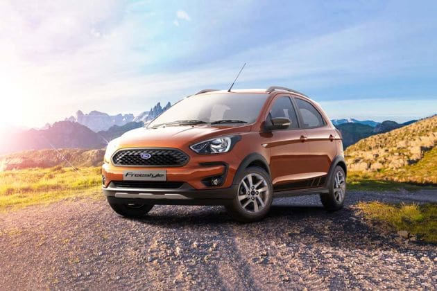 Ford Freestyle (HT Auto photo)
