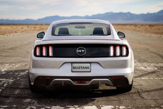 Ford Mustang (HT Auto photo)