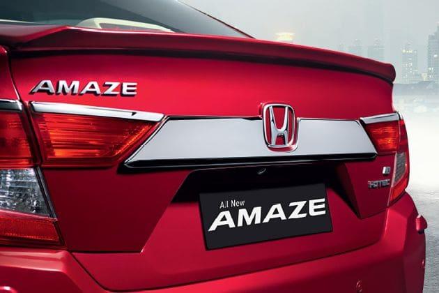 Honda Amaze (HT Auto photo)