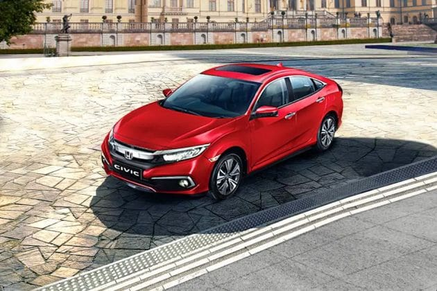 Honda Civic (HT Auto photo)