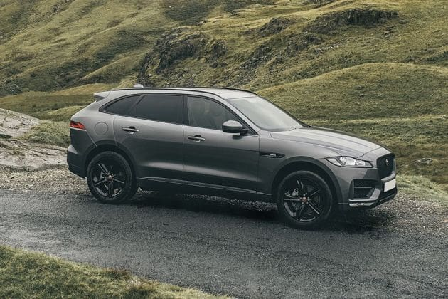 Jaguar F-pace (HT Auto photo)