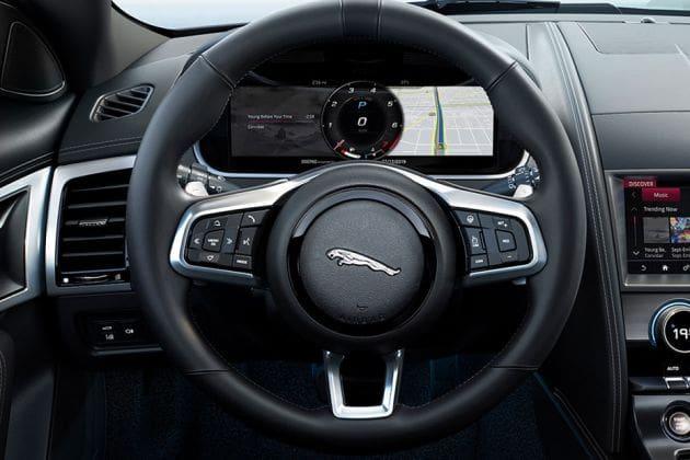 Jaguar F-type (HT Auto photo)