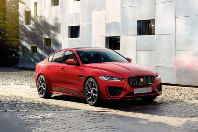 Jaguar Xe (HT Auto photo)