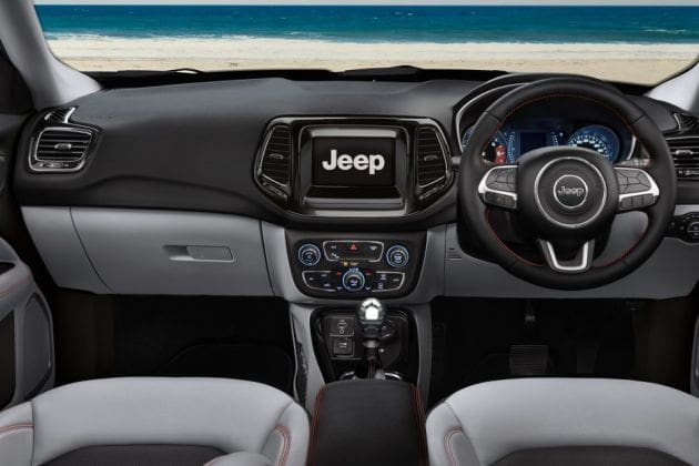 Jeep Compass (HT Auto photo)