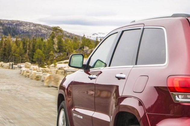 Jeep Grand Cherokee (HT Auto photo)