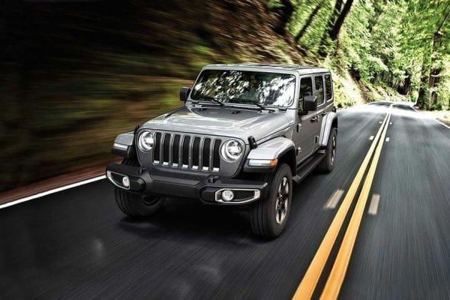 Jeep Wrangler (HT Auto photo)