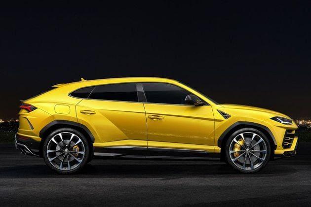 Lamborghini Urus (HT Auto photo)