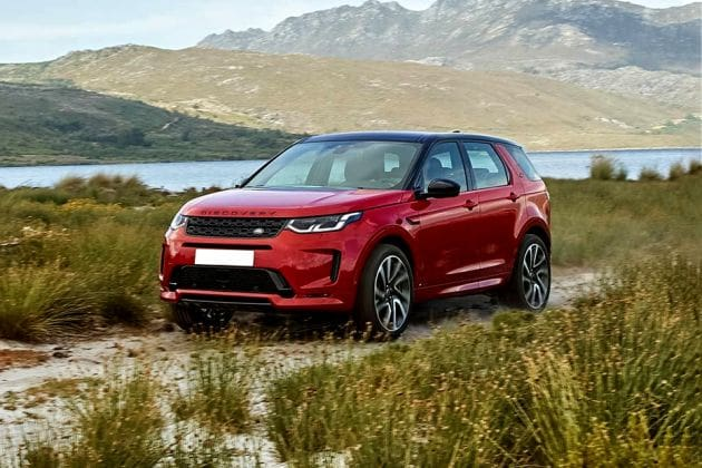 Land Rover Discovery-sport (HT Auto photo)