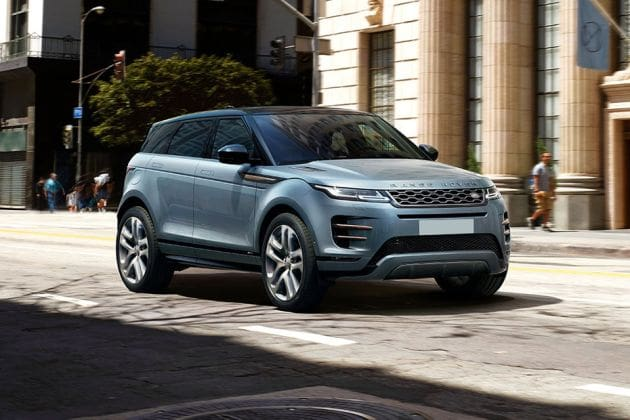 Land Rover Range-rover-evoque (HT Auto photo)