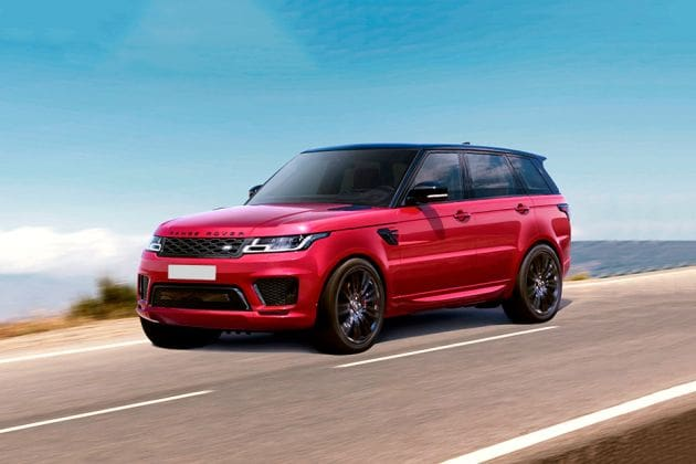 Land Rover Range-rover-sport (HT Auto photo)