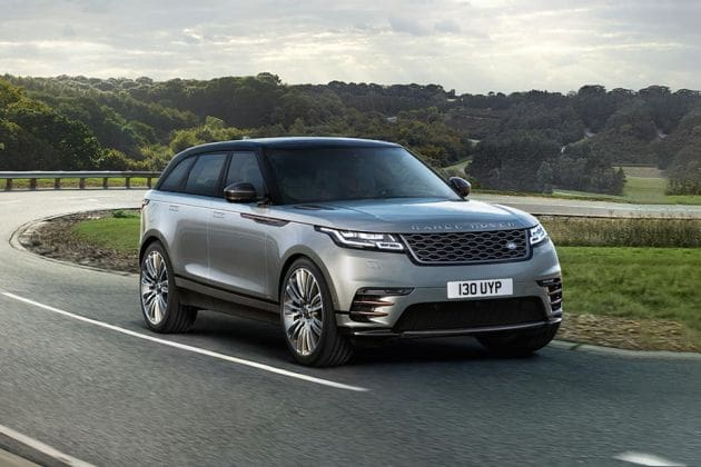 Land Rover Range-rover-velar (HT Auto photo)