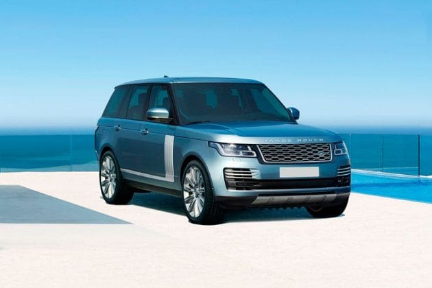 Land Rover Range-rover (HT Auto photo)