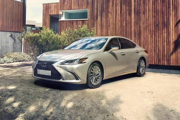 Lexus Es (HT Auto photo)