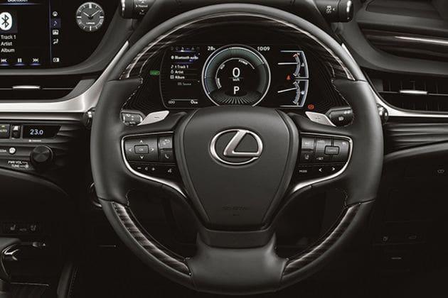 Lexus Es (HT Auto photo)