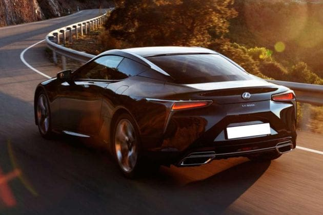 Lexus Lc 500h (HT Auto photo)