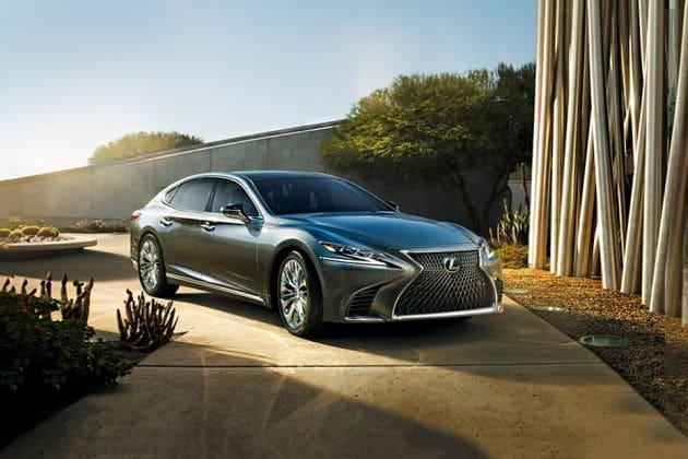 Lexus Ls (HT Auto photo)