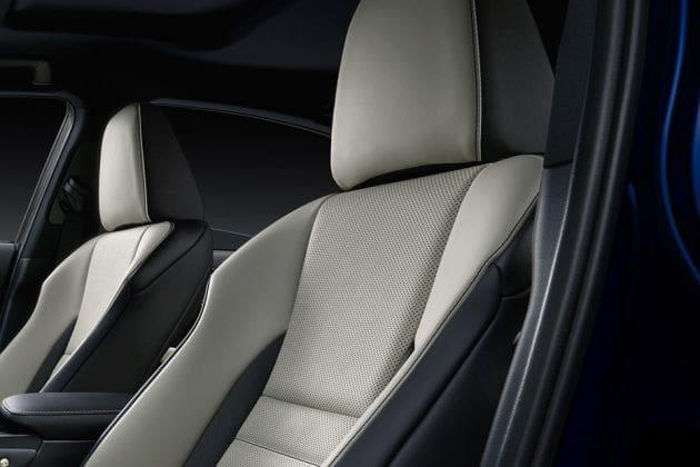 Lexus Nx (HT Auto photo)