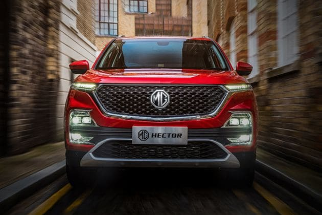 Mg Hector (HT Auto photo)