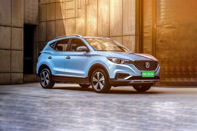 Mg Zs Ev (HT Auto photo)