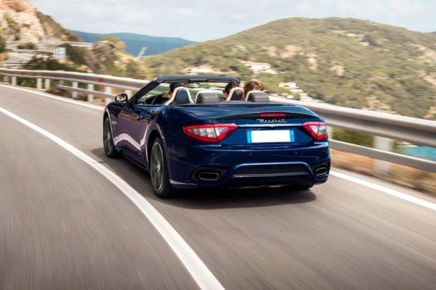Maserati Grancabrio (HT Auto photo)