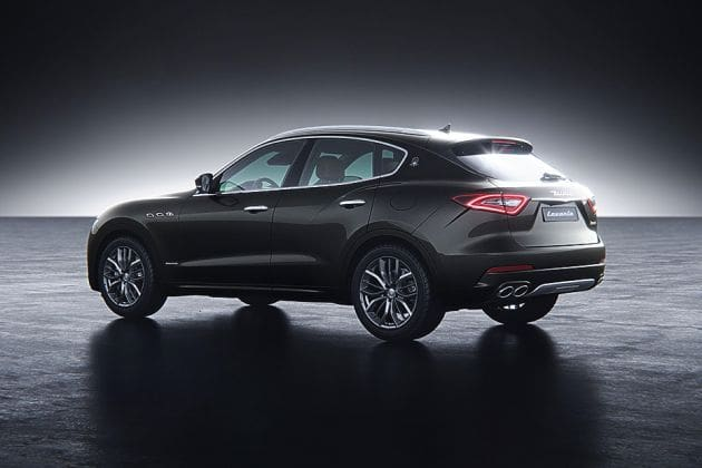 Maserati Levante (HT Auto photo)