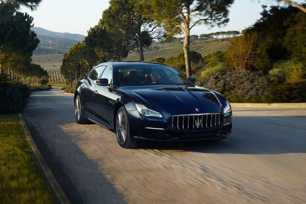 Maserati Quattroporte (HT Auto photo)