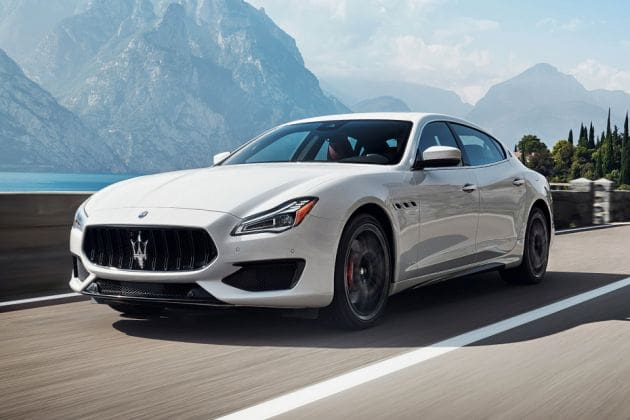 Maserati Quattroporte (HT Auto photo)
