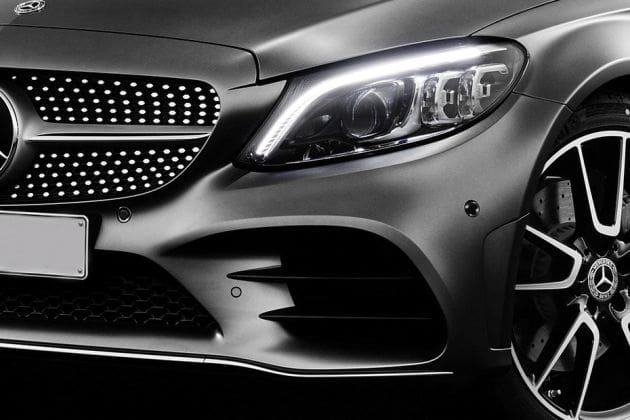 Mercedes-benz C-class (HT Auto photo)