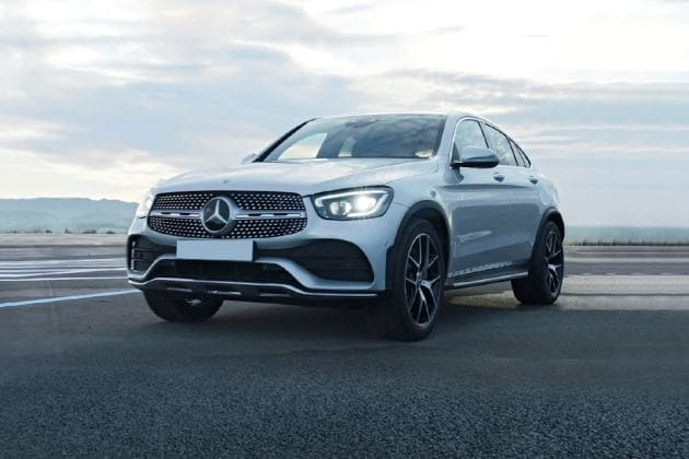 Mercedes-benz Glc Coupe (HT Auto photo)