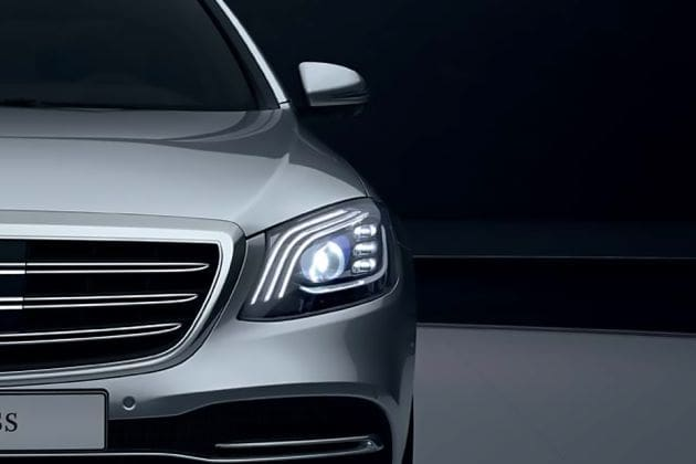 Mercedes-benz S-class (HT Auto photo)